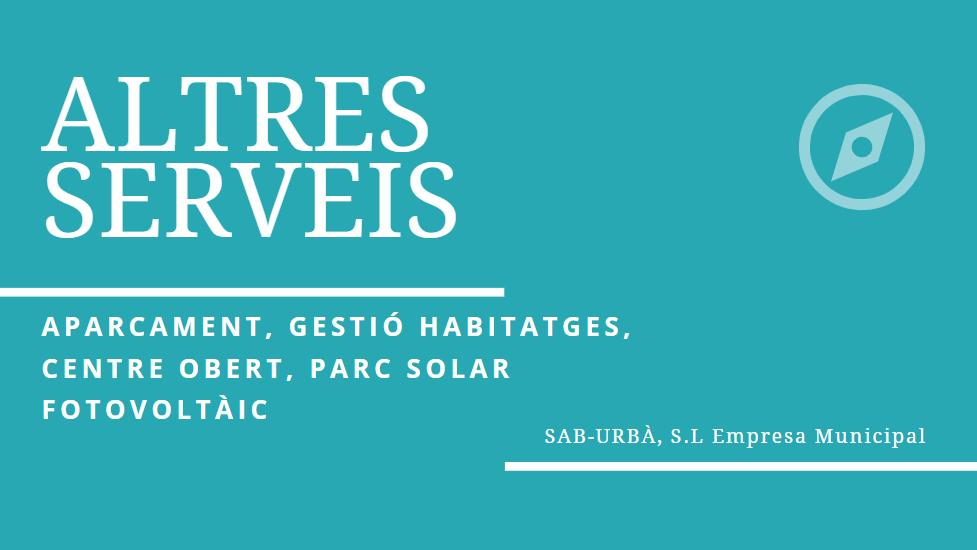 ALTRES SERVEIS